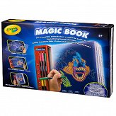 Glow Magic Book Crayola