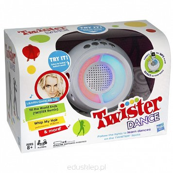Gra Twister Dance Hasbro
