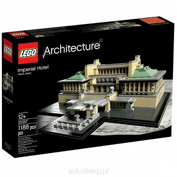 Lego Architecture Imperial Hotel Review