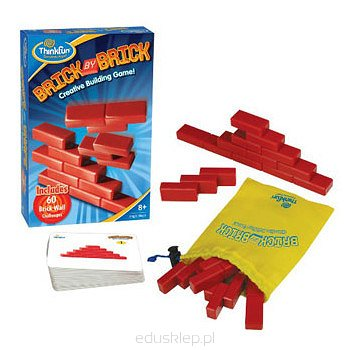 Gra Brick By Brick Thinkfun