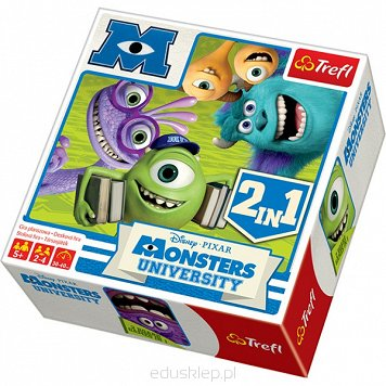 Gra Monsters University Trefl