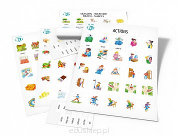 Vocabulary Active Posters Zestaw 10 Plakatów