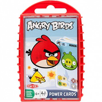 Power Cards Angry Birds Classic Tactic