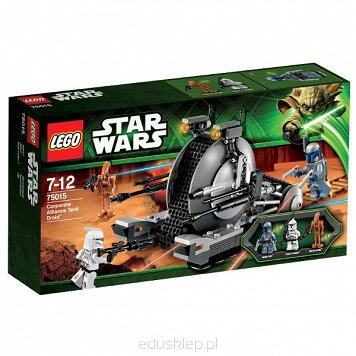 Lego Star Wars Corporate Alliance Tank