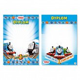 Dyplom A4 Thomas & Friends Starpak