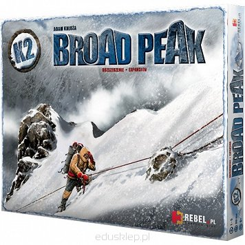 Gra K2 Broad Peak Rebel