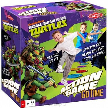 Gra Turtles Go Time Tactic