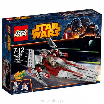 Lego Star Wars Vwing Starfighter