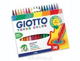 Pisak Giotto 36szt.turbo color 418000