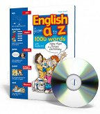 English from A to Z + CD audio Alphabetic Picture Dictionary