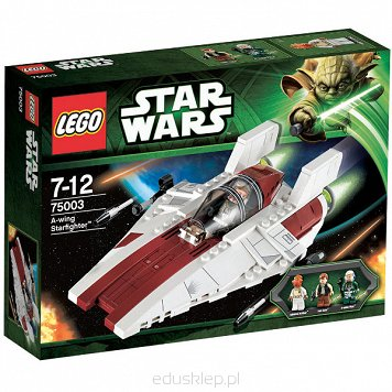 Lego Star Wars Awing Starfighter
