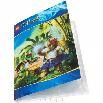 Lego Chima Album Na Karty