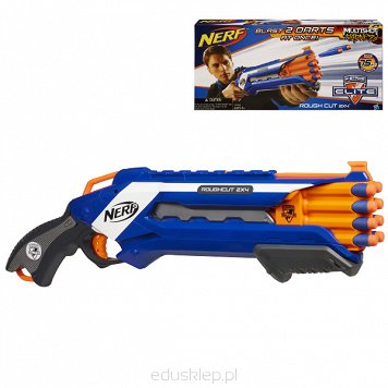 Nerf Rough Cut Elite Hasbro