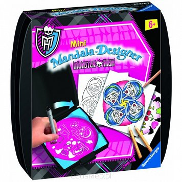 Mandala Mini Monster High Ravensburger
