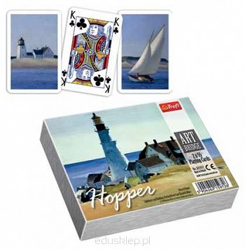 Karty Art Bridge Hopper 1020 Trefl