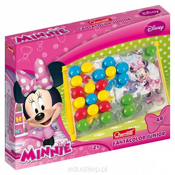 Fantacolor Jr. Minnie Mozaika Quercetti