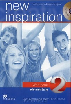 New Inspiration 2 Workbook with CD 