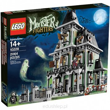 Lego Monster Fighters Dom