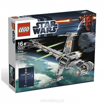 Lego Star Wars Bwing Starfighter